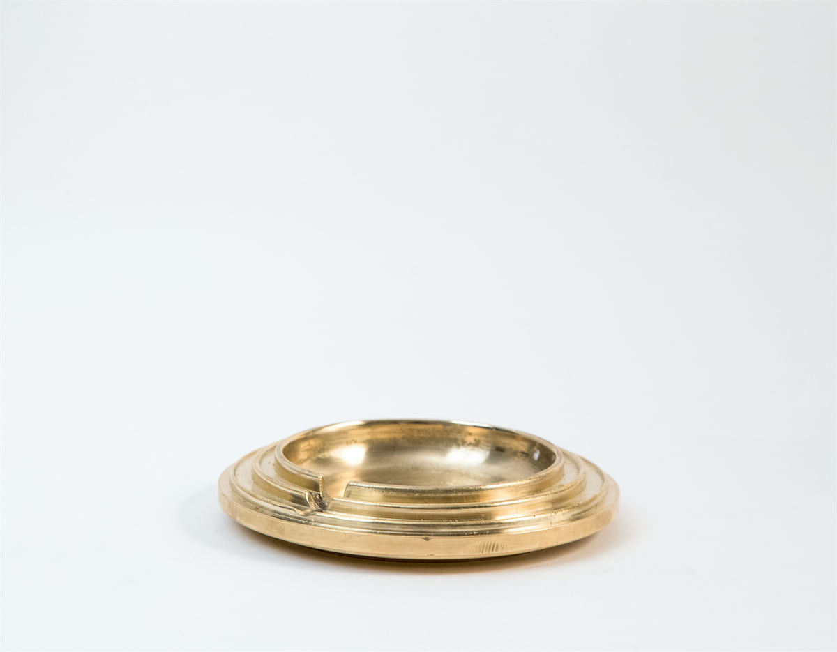 Ashtray Brass